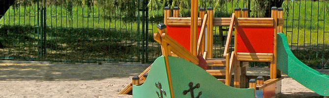 Parques infantiles temáticos